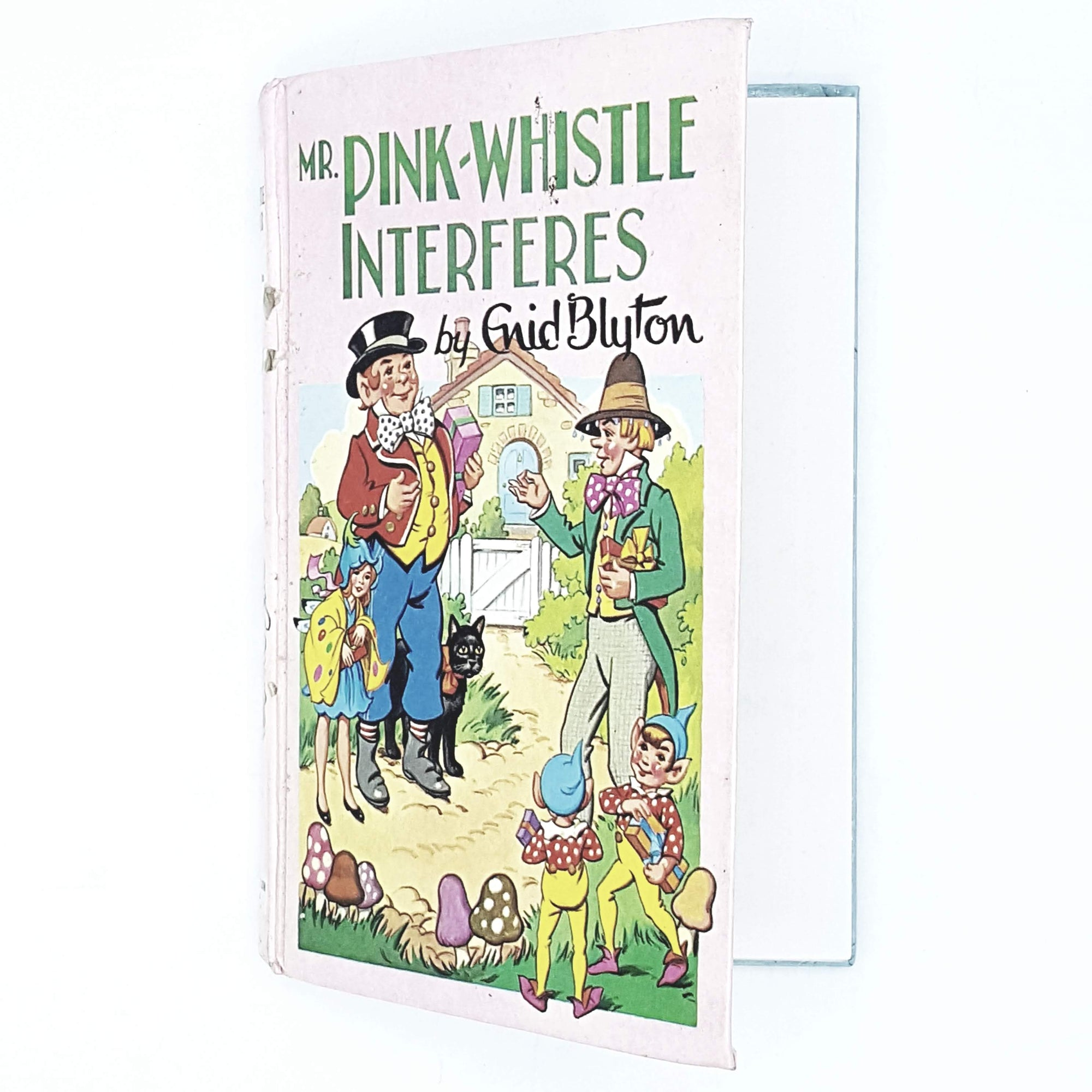 Enid Blyton's Mr. Pink-Whistle Interferes 1970