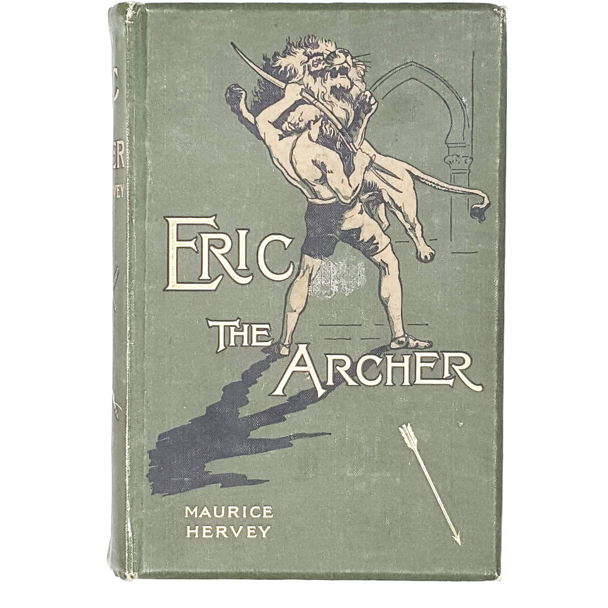 Illustrated Eric the Archer 1895