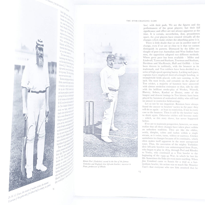 Illustrated Rothmans Jubilee History of Cricket 1890 - 1965