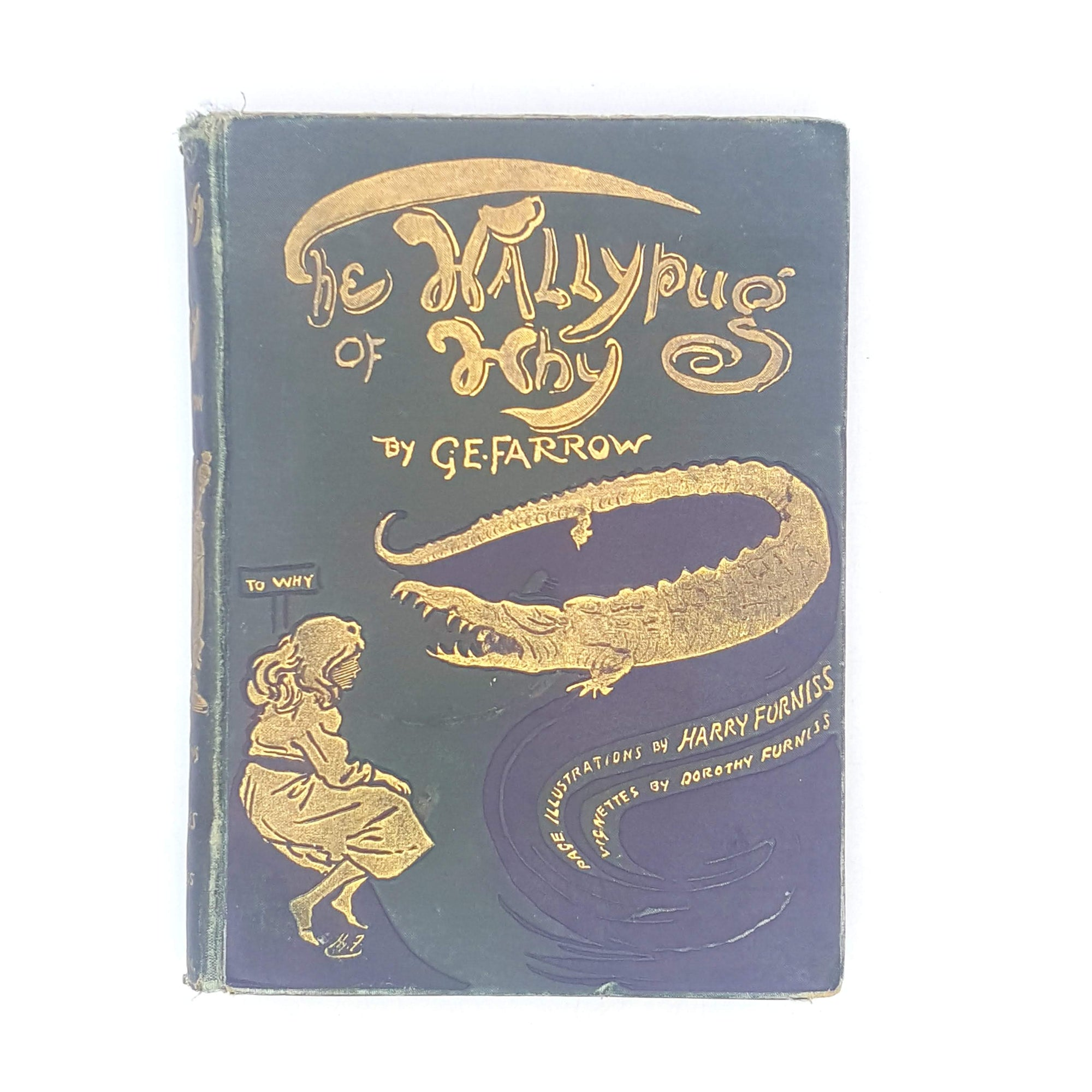 The Wallypug of Why by G. E. Farrow 1896