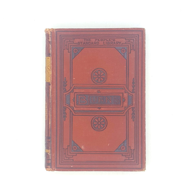 The Poetical Works of Robert Burns Ward Lock & Co. edition