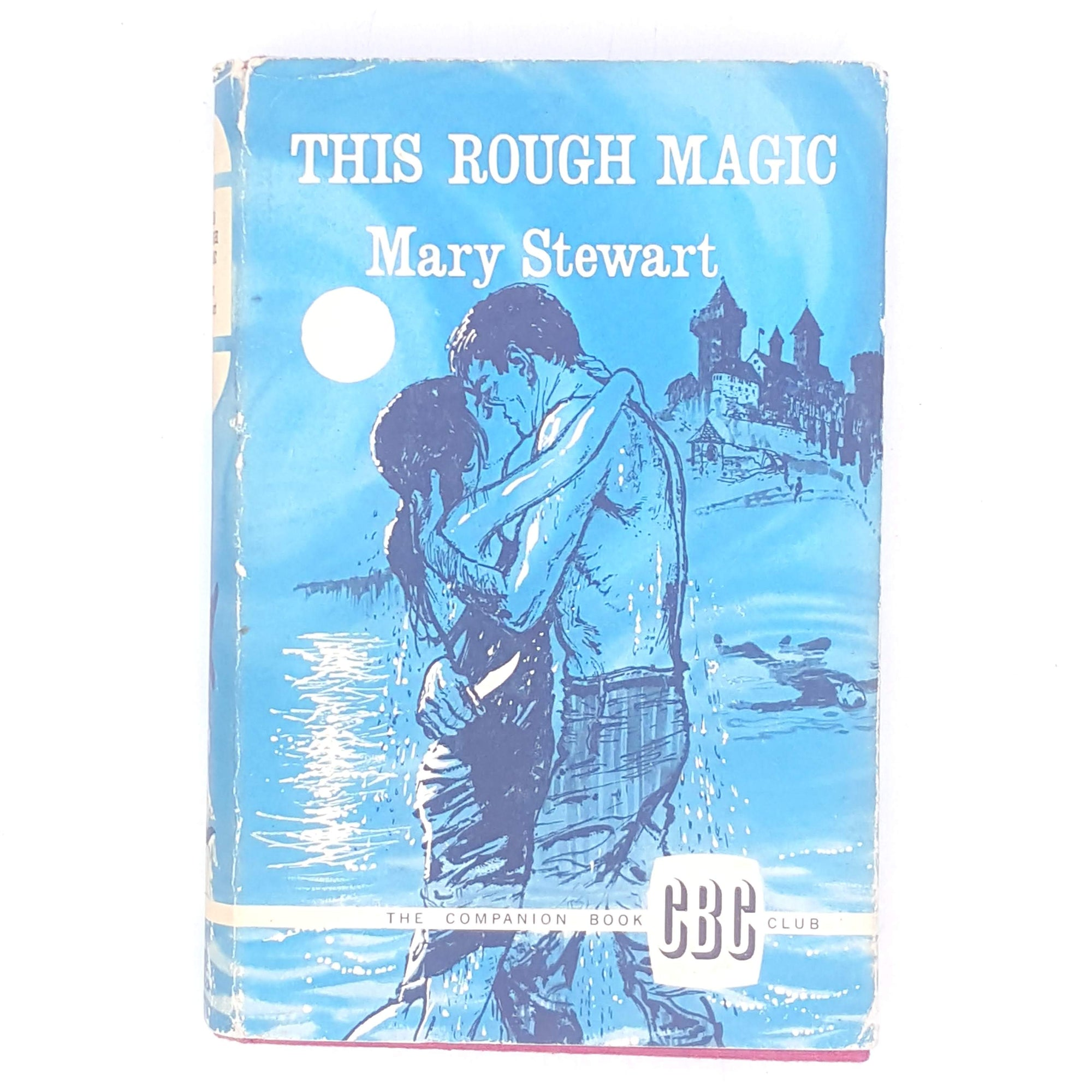 This Rough Magic by Mary Stewart 1964