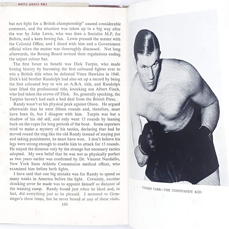 First Edition The Fight Game 1956
