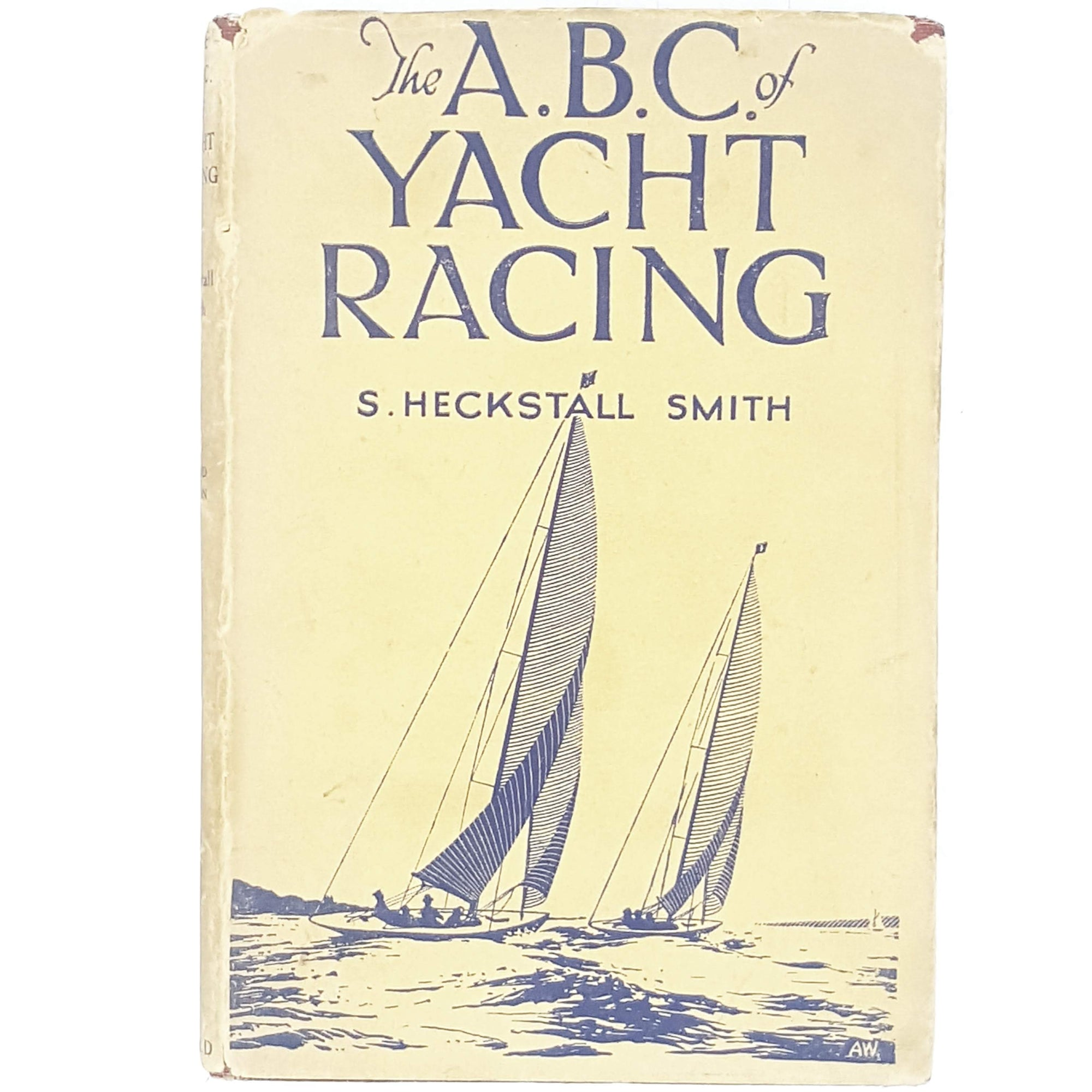 Illustrated The ABC of Yacht Racing 1949