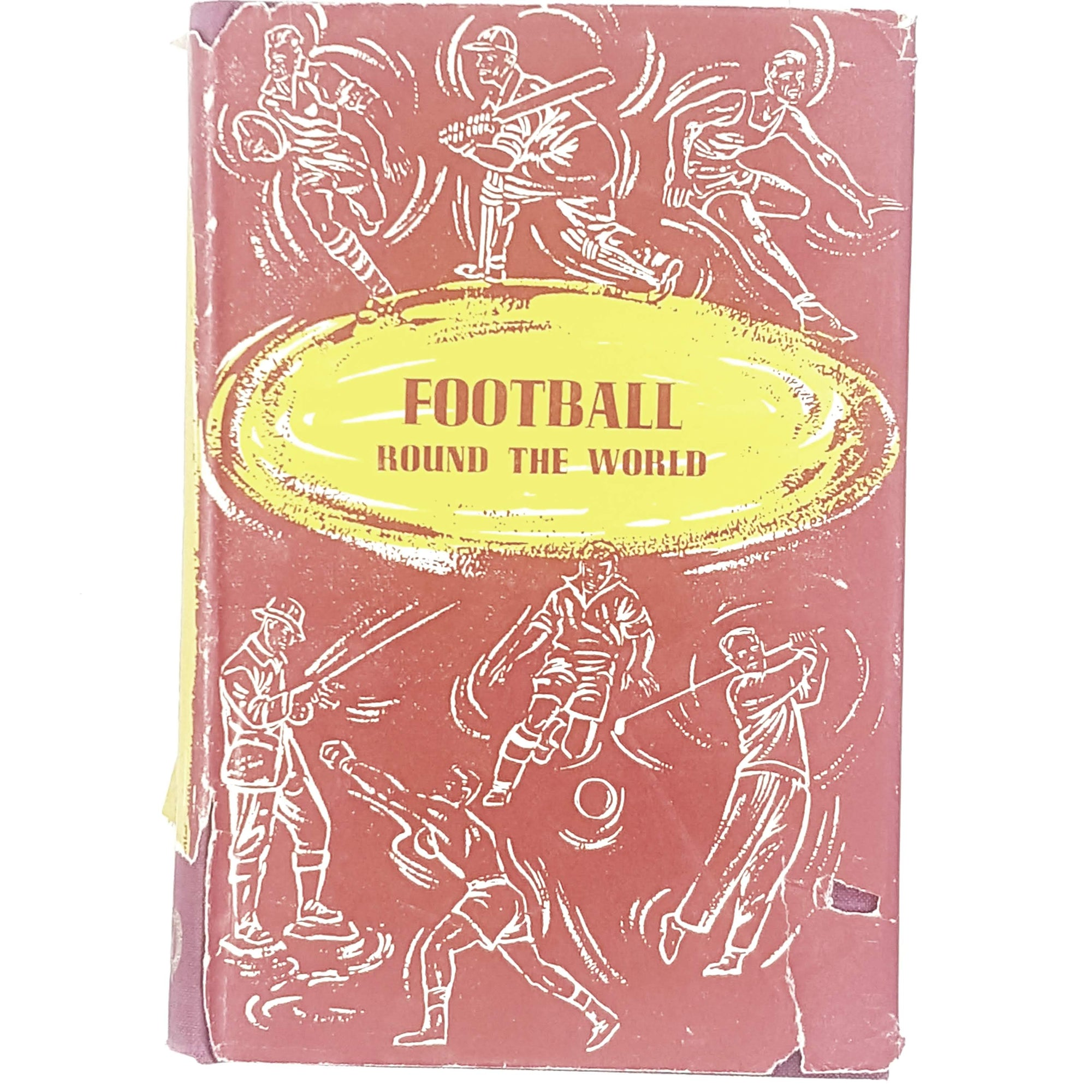 First Edition Football Around the World 1955