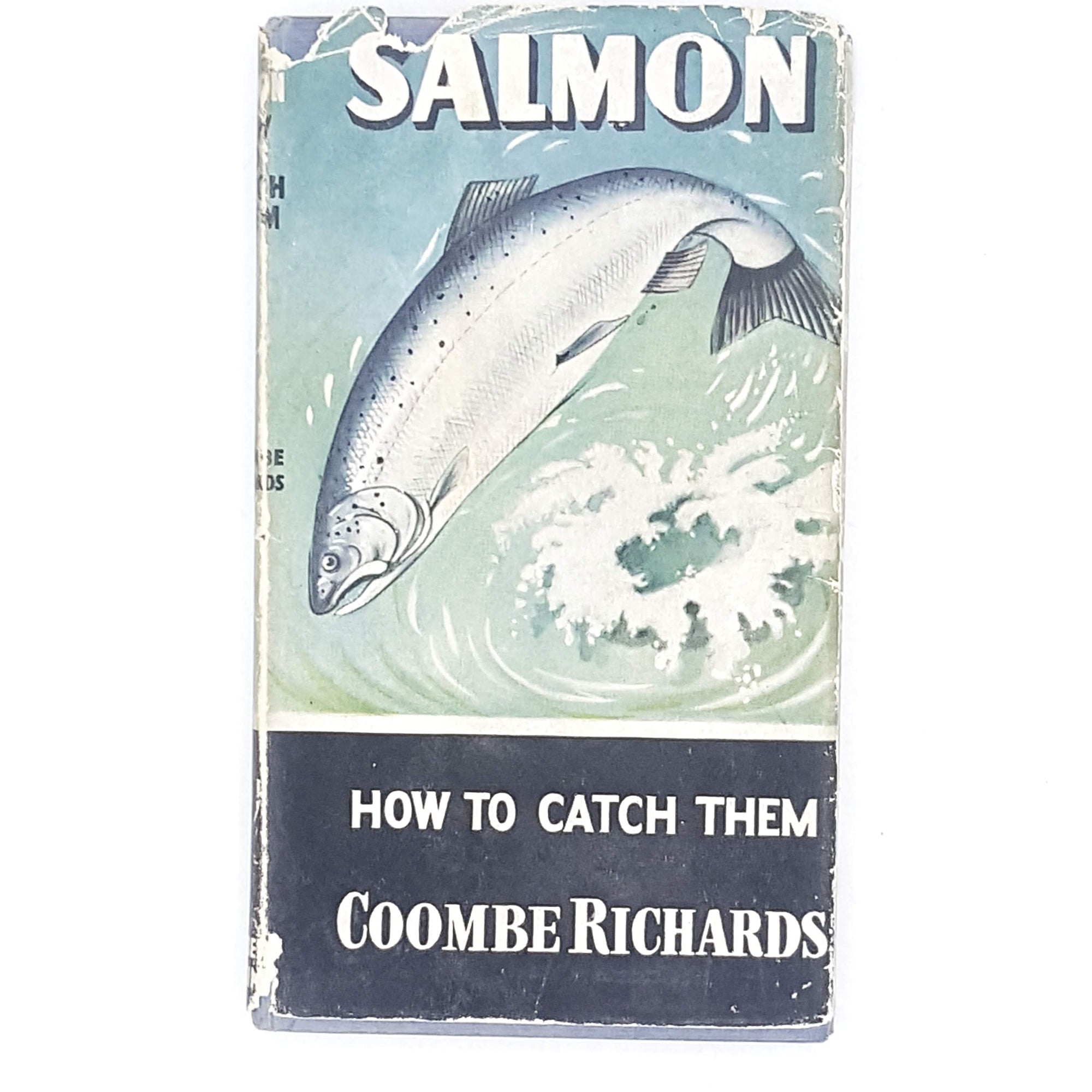 Illustrated Salmon: How to Catch Them 1959