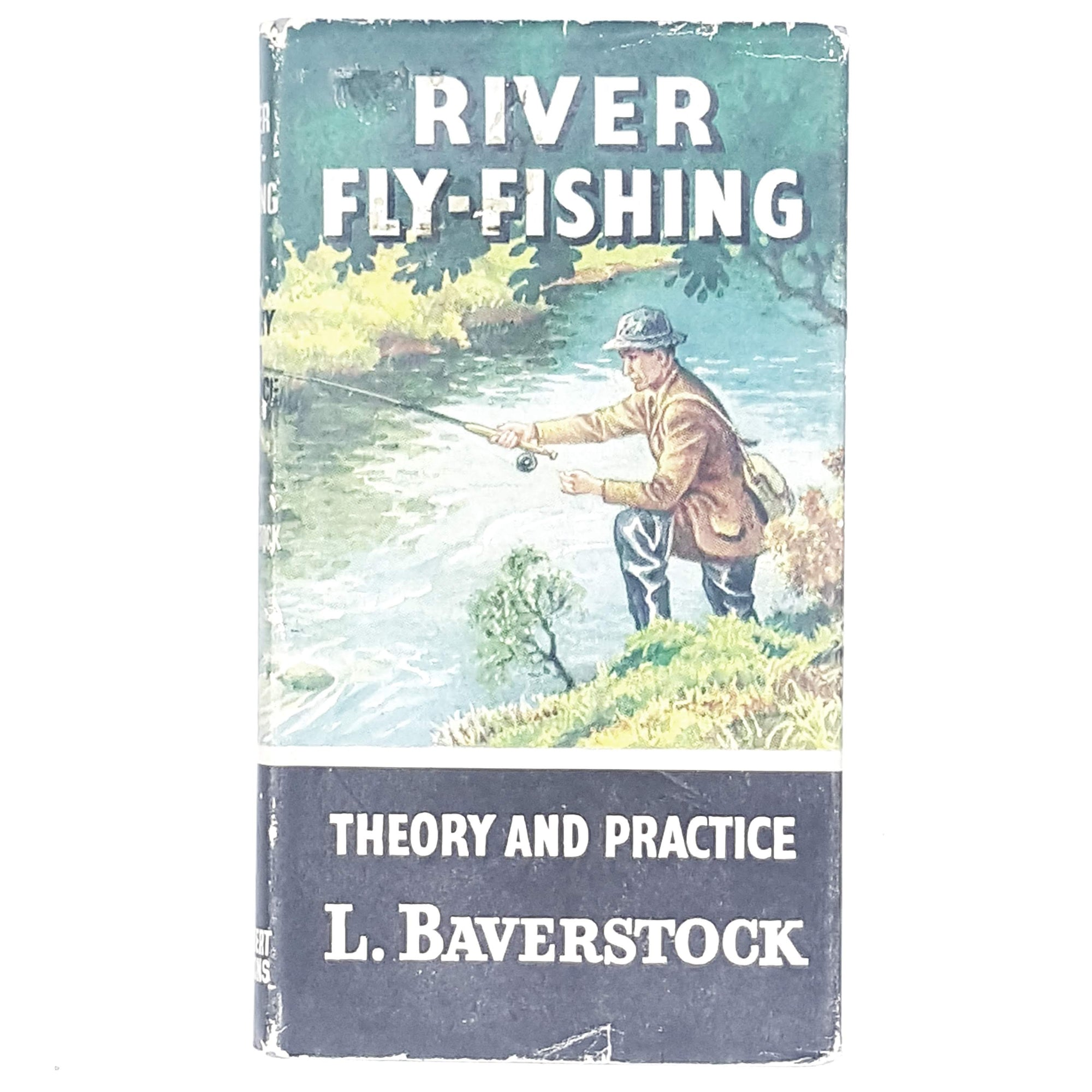 First Edition River Fly-Fishing Theory and Practice 1961