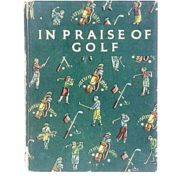 Illustrated In Praise of Golf 1955