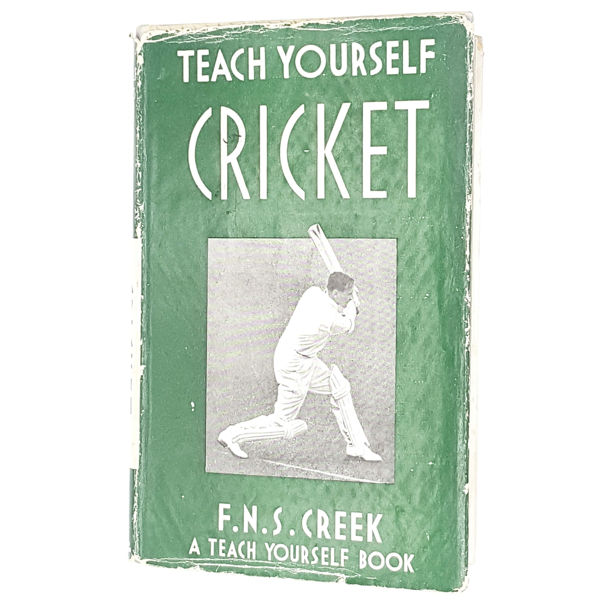 Illustrated Teach Yourself Cricket 1958