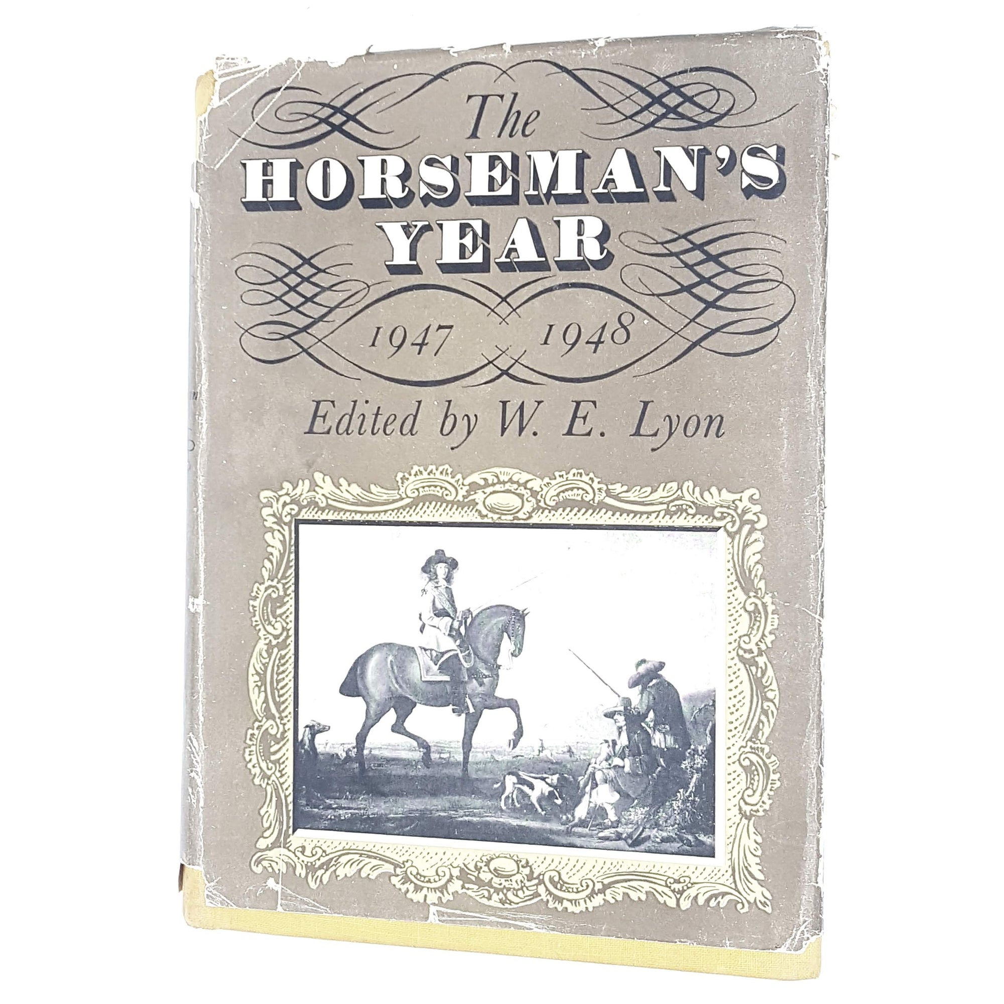 Illustrated Horseman's Year 1947 - 1948