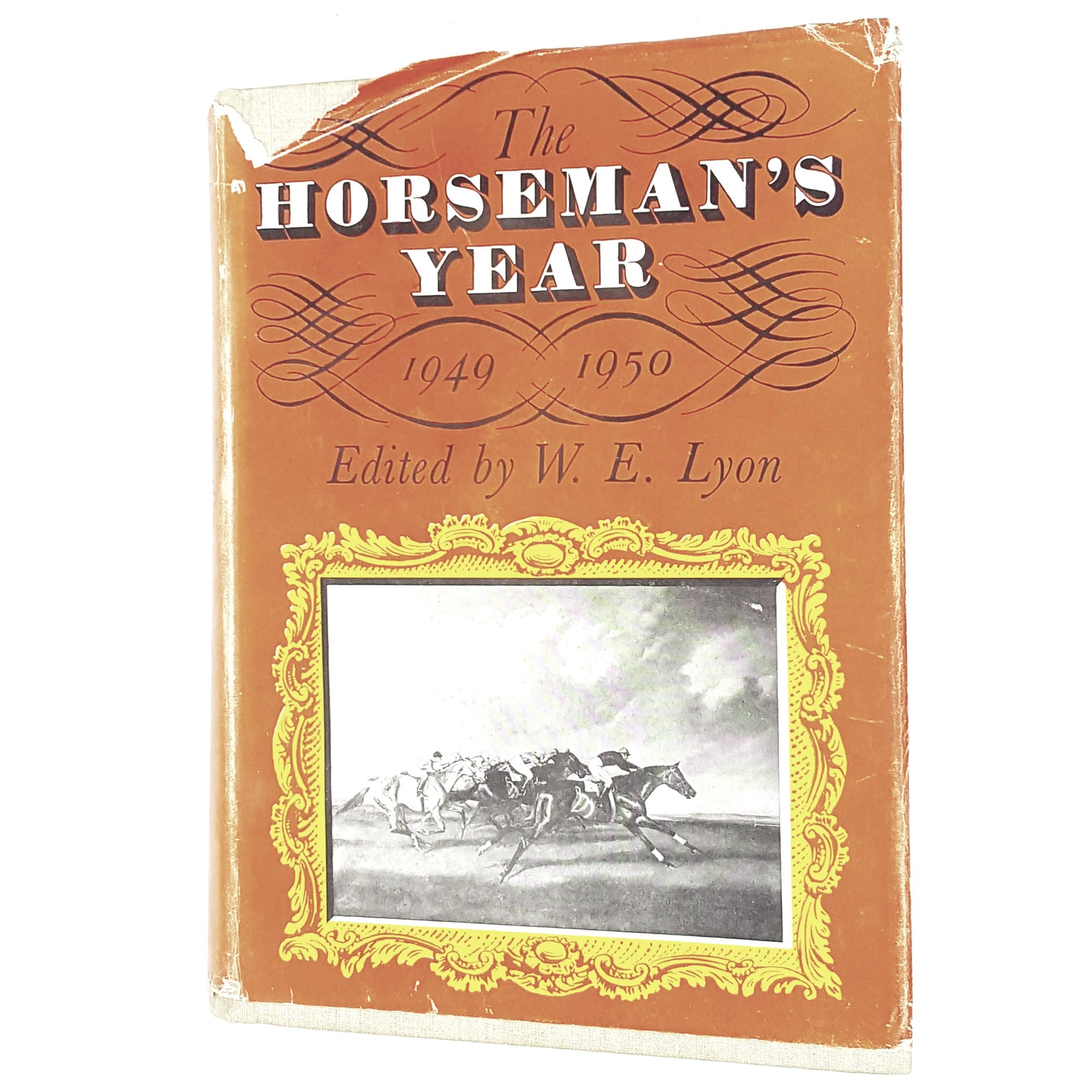 Illustrated The Horseman's Year 1949 - 1950