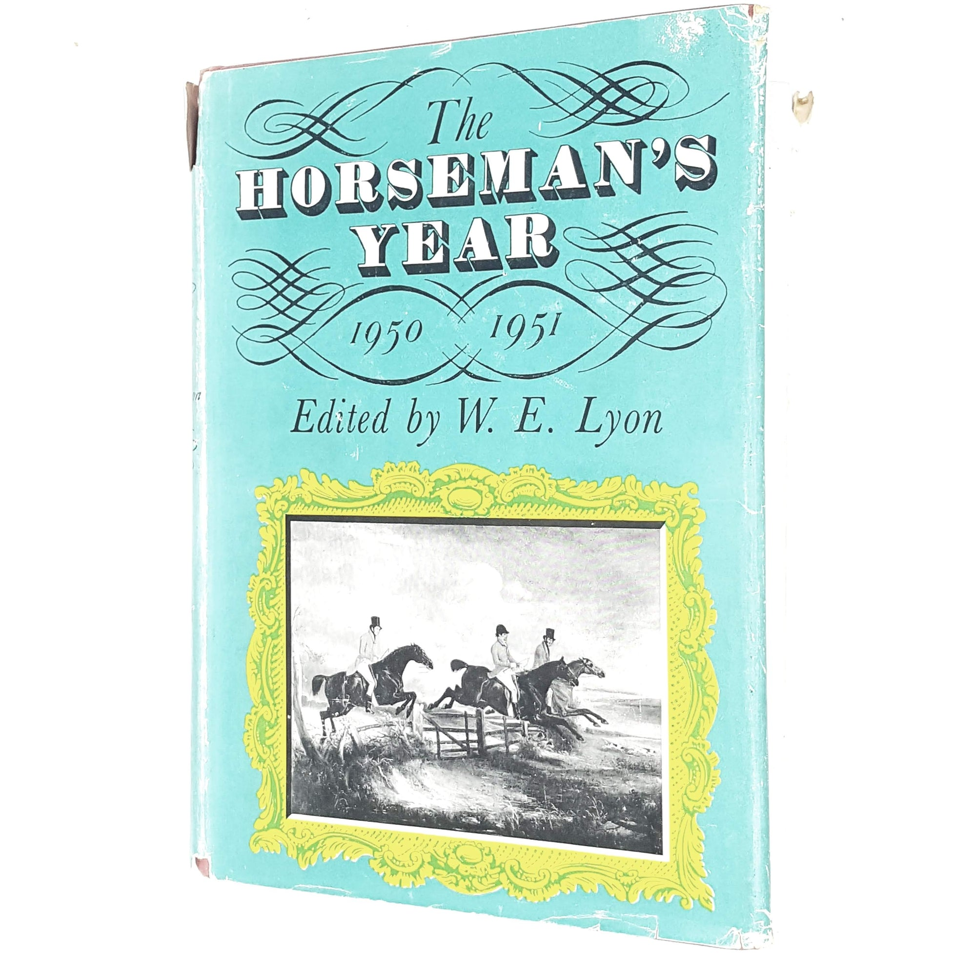 Illustrated The Horseman's Year 1950 - 1951