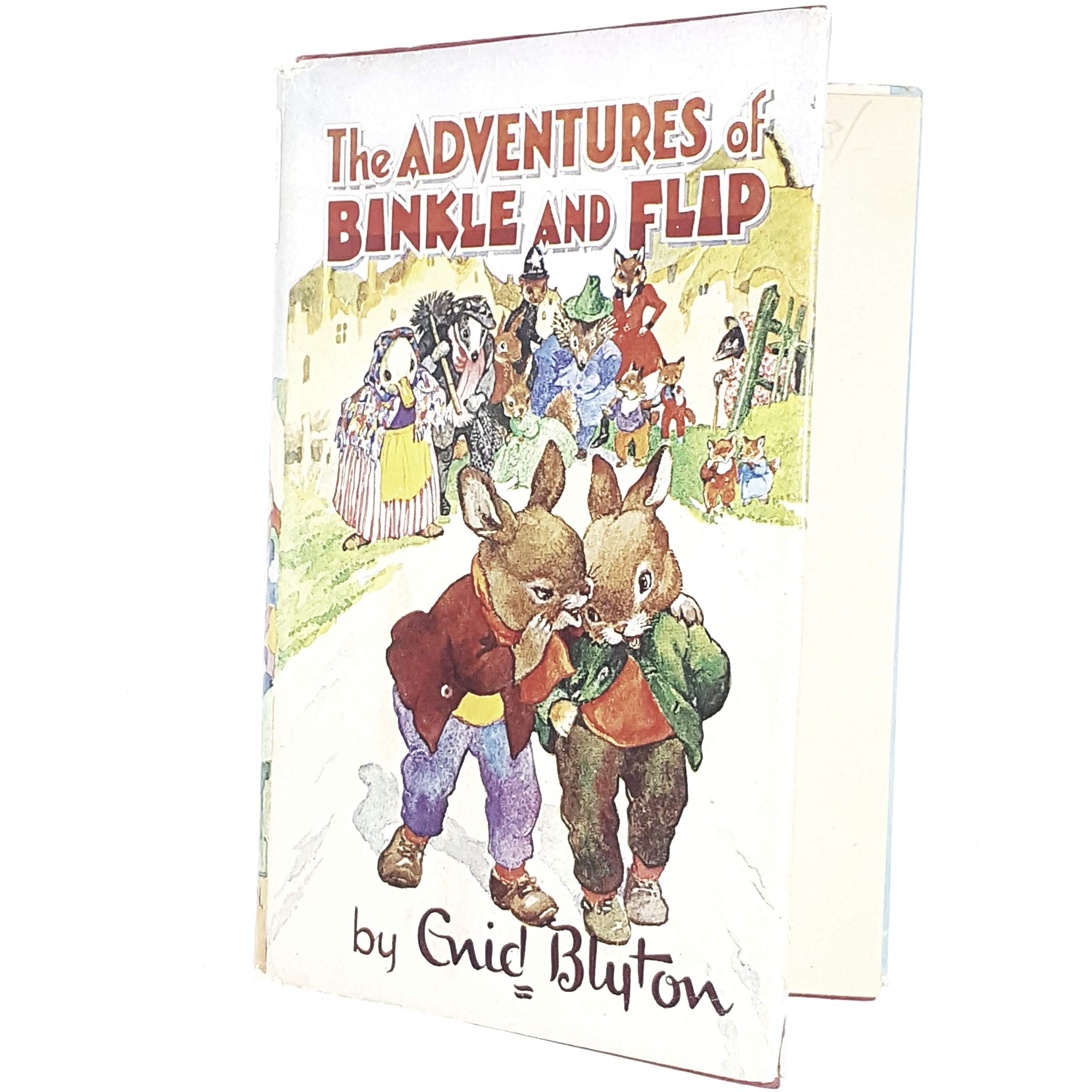Enid Blyton's The Adventures of Binkle and Flip