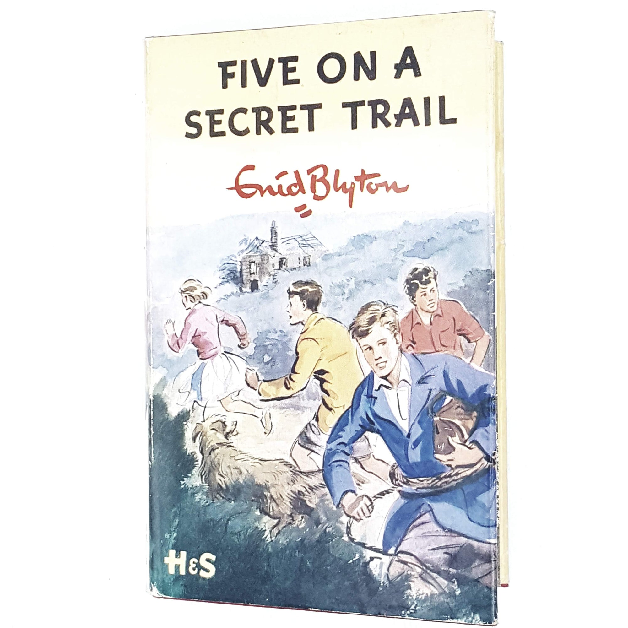 Enid Blyton's Five on a Secret Trail 1966