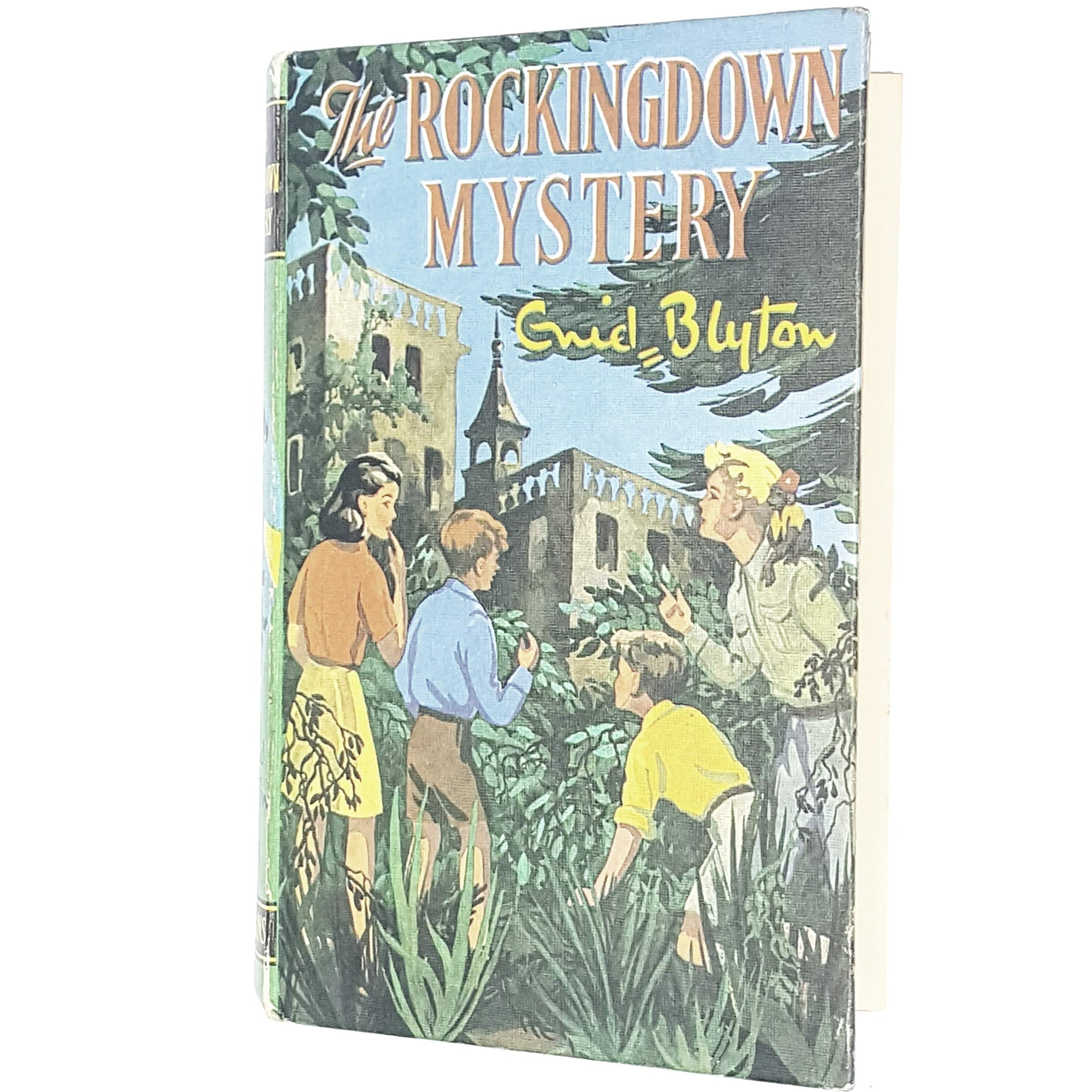 Enid Blyton's The Rockingdown Mystery 1969 - 1970