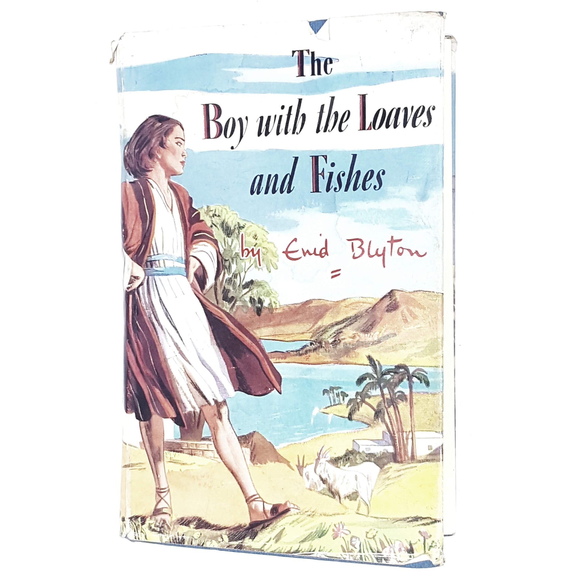 Enid Blyton's The Boy with the Loaves and Fishes 1961