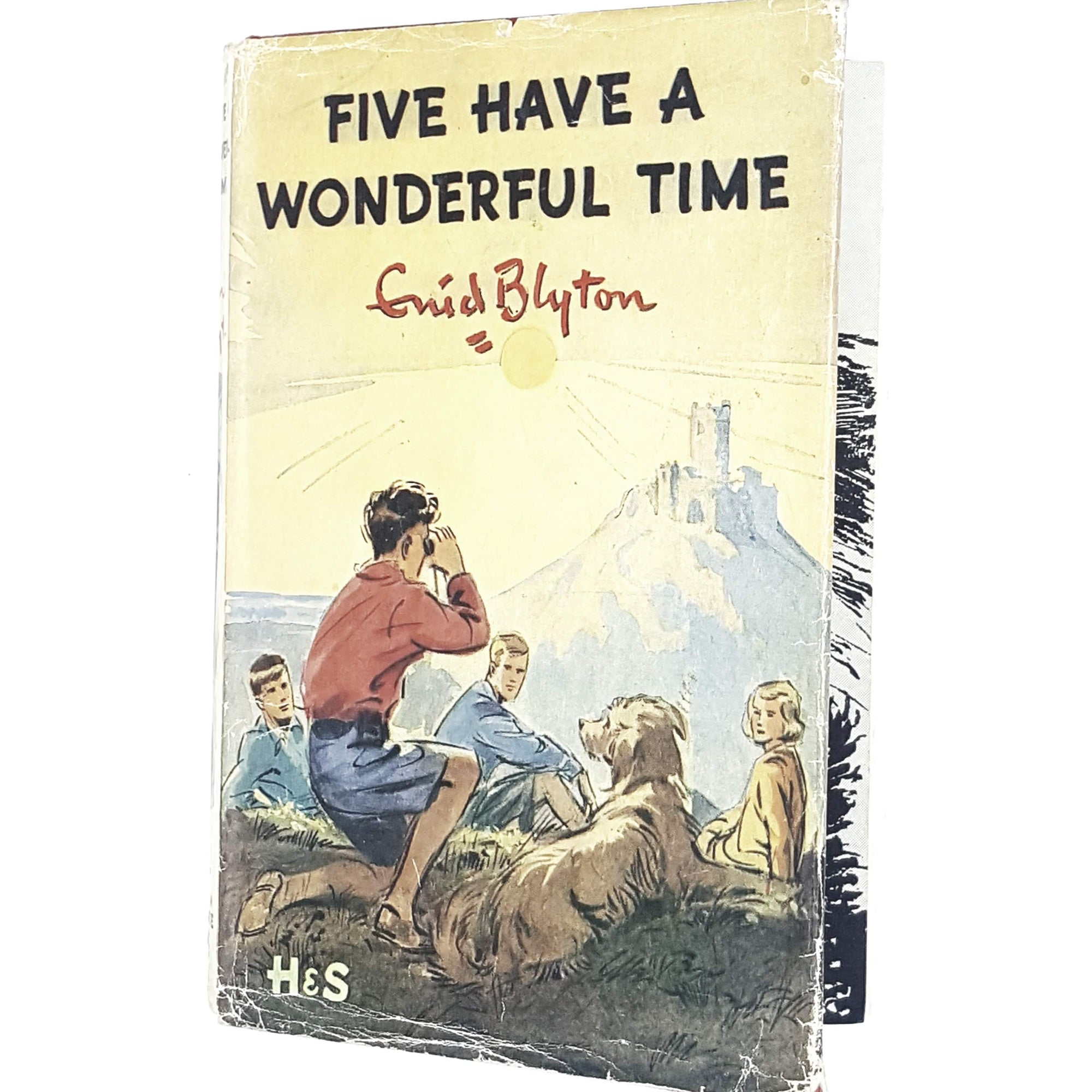 Enid Blyton's Five Have a Wonderful Time 1960