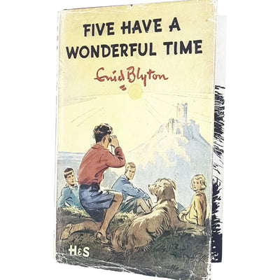 wonderful-enid-blyton-kids-illustrated-vintage-book-country-library-book