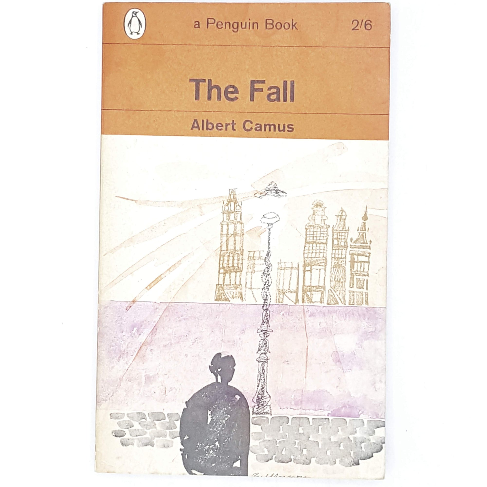 First Edition Albert Camus's The Fall 1963