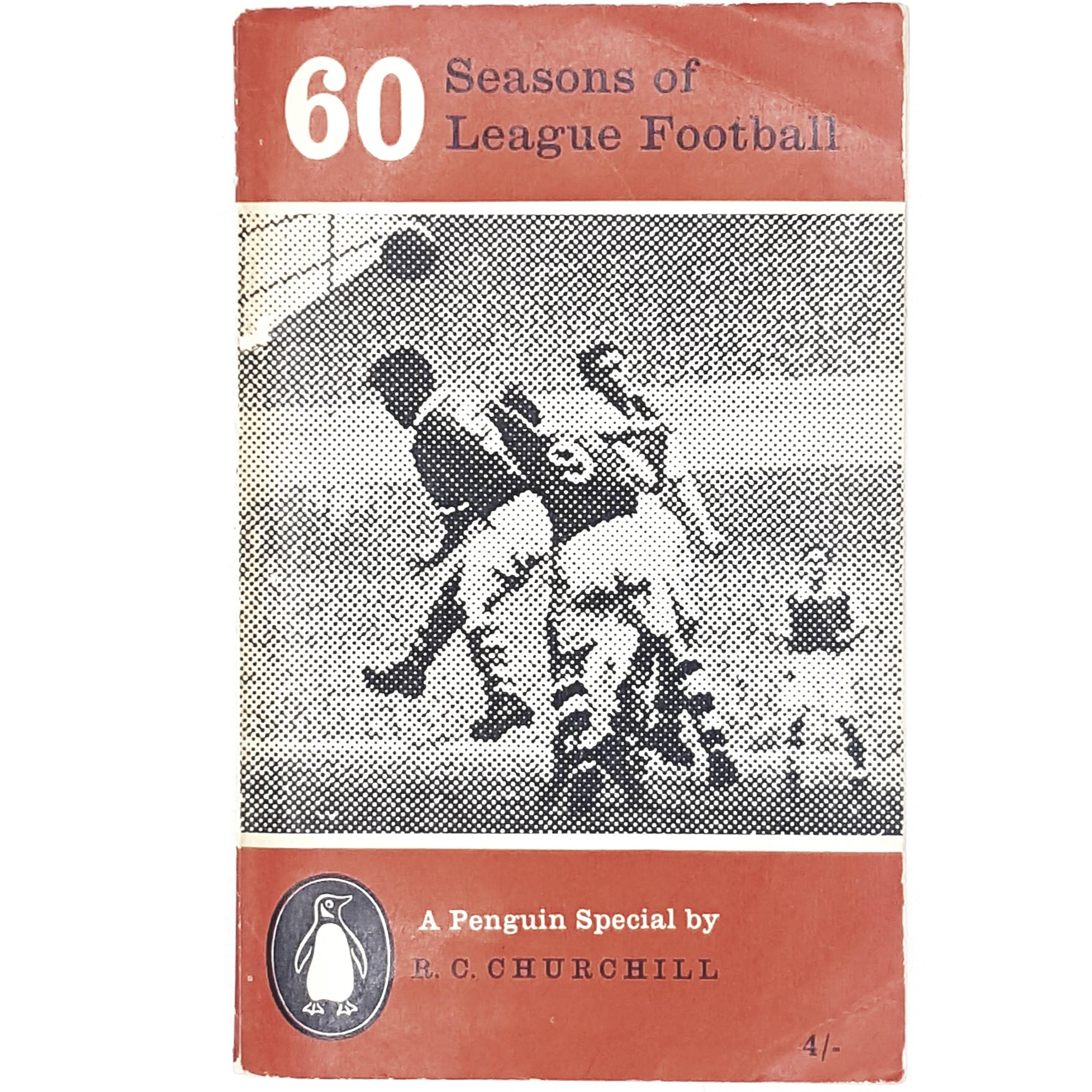 First Edition 60 Seasons of League Football 1958