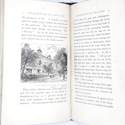 Illustrated The New Fairy Book 1895
