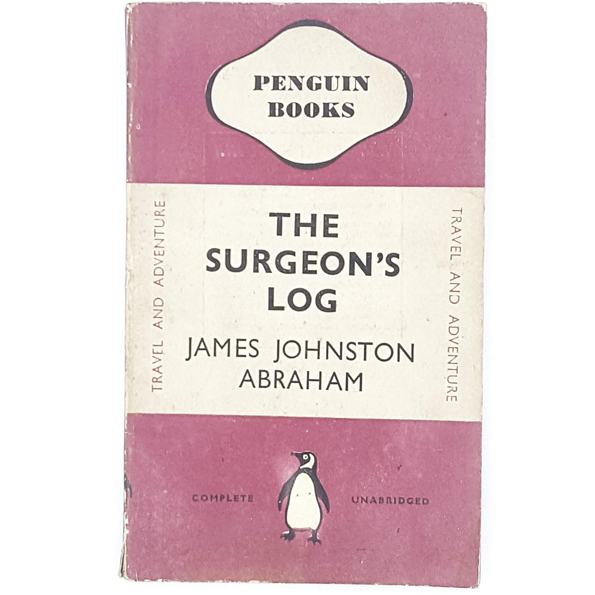 The Surgeon's Log by James Johnston Abraham 1941