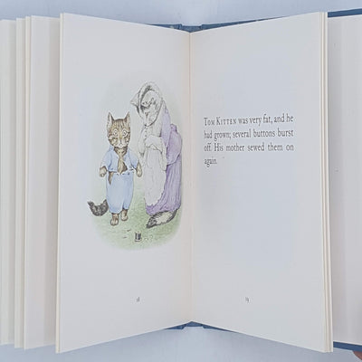 Beatrix Potter's The Tale of Tom Kitten