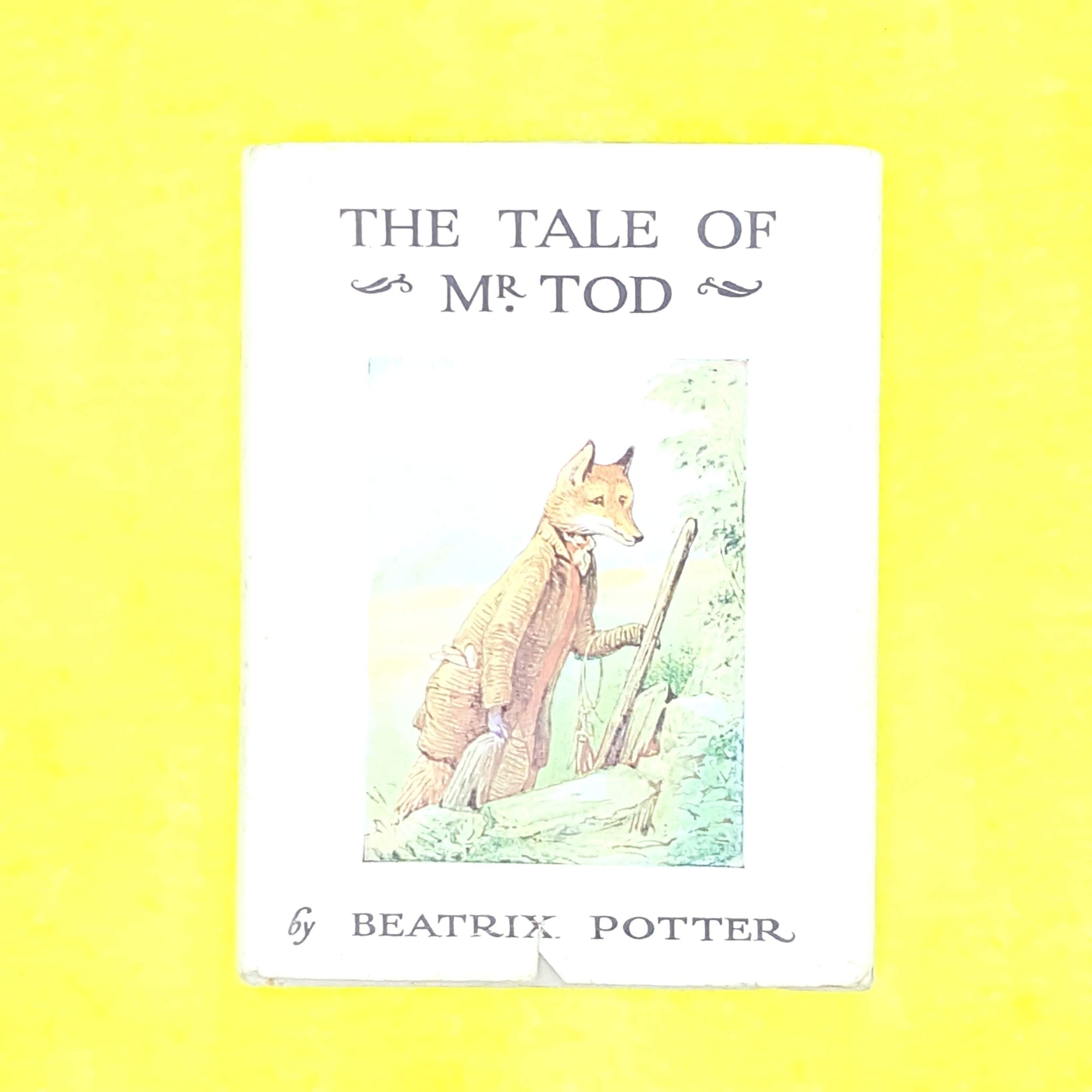 country-house-library-childrens-decorative-antique-classic-patterned-books-vintage-thrift-old-beatrix-potter-grey-tale-of-mr-tod-