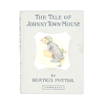 thrift-patterned-vintage-childrens-old-antique-decorative-classic-grey-beatrix-potter-country-house-library-johnny-town-mouse-books-