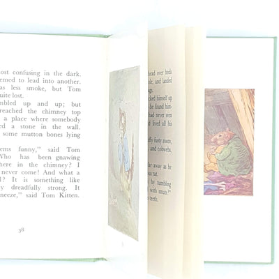 Beatrix Potter's The Tale of Johnny Town-Mouse, grey cover