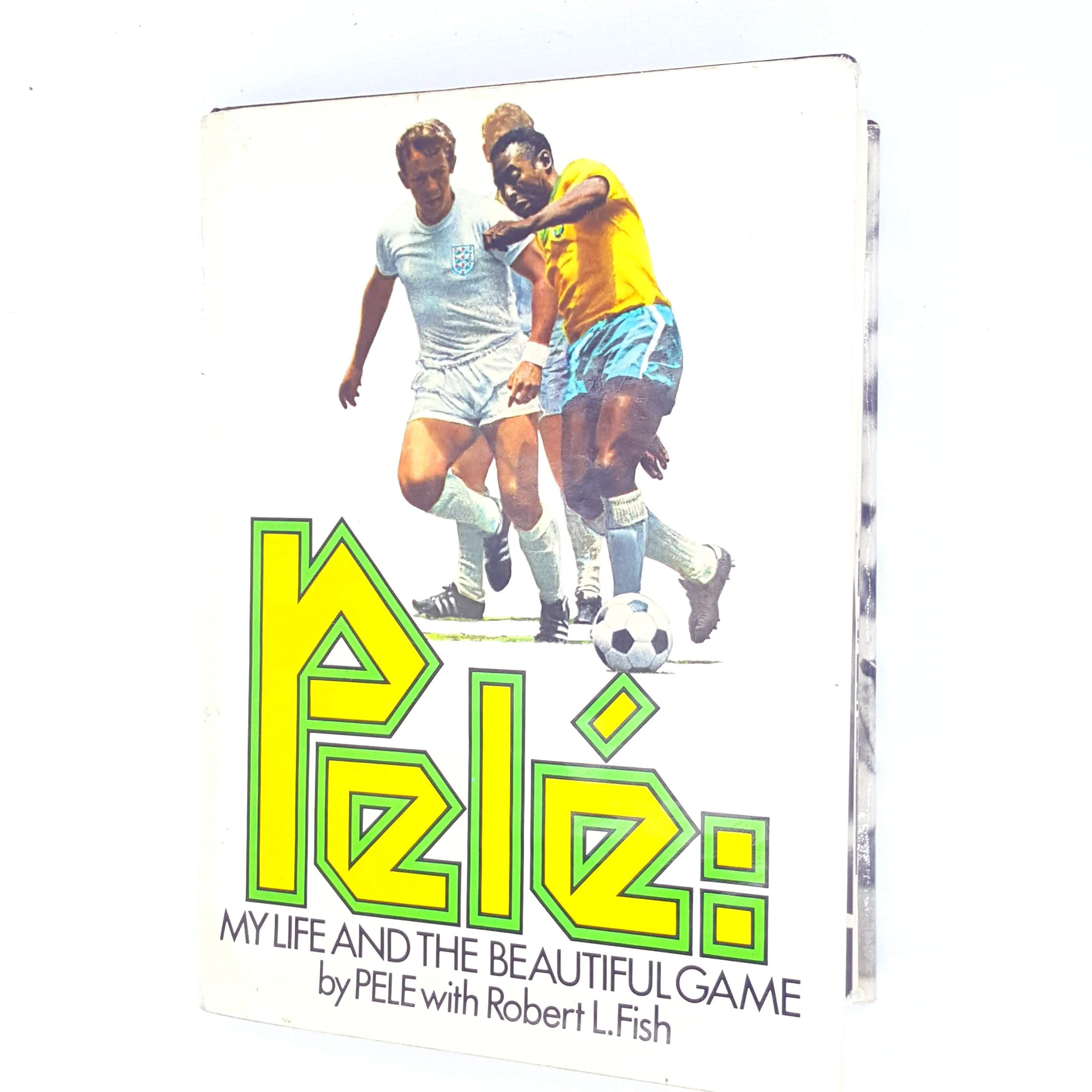 Pelé: My Life and the Beautiful Game by Pelé with Robert L. Fish 1977