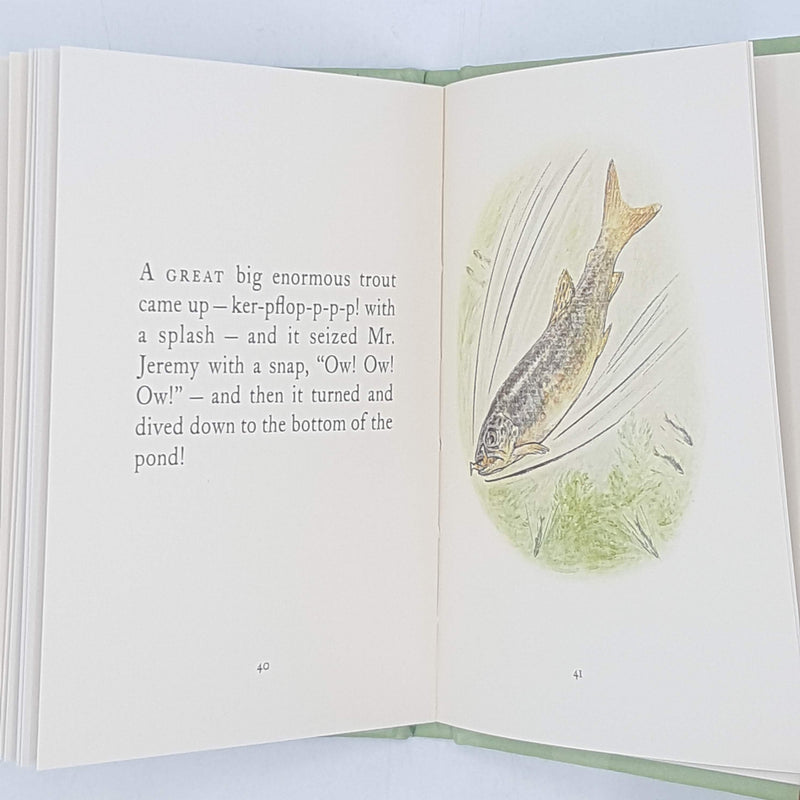 Beatrix Potter's The Tale of Mr. Jeremy Fisher