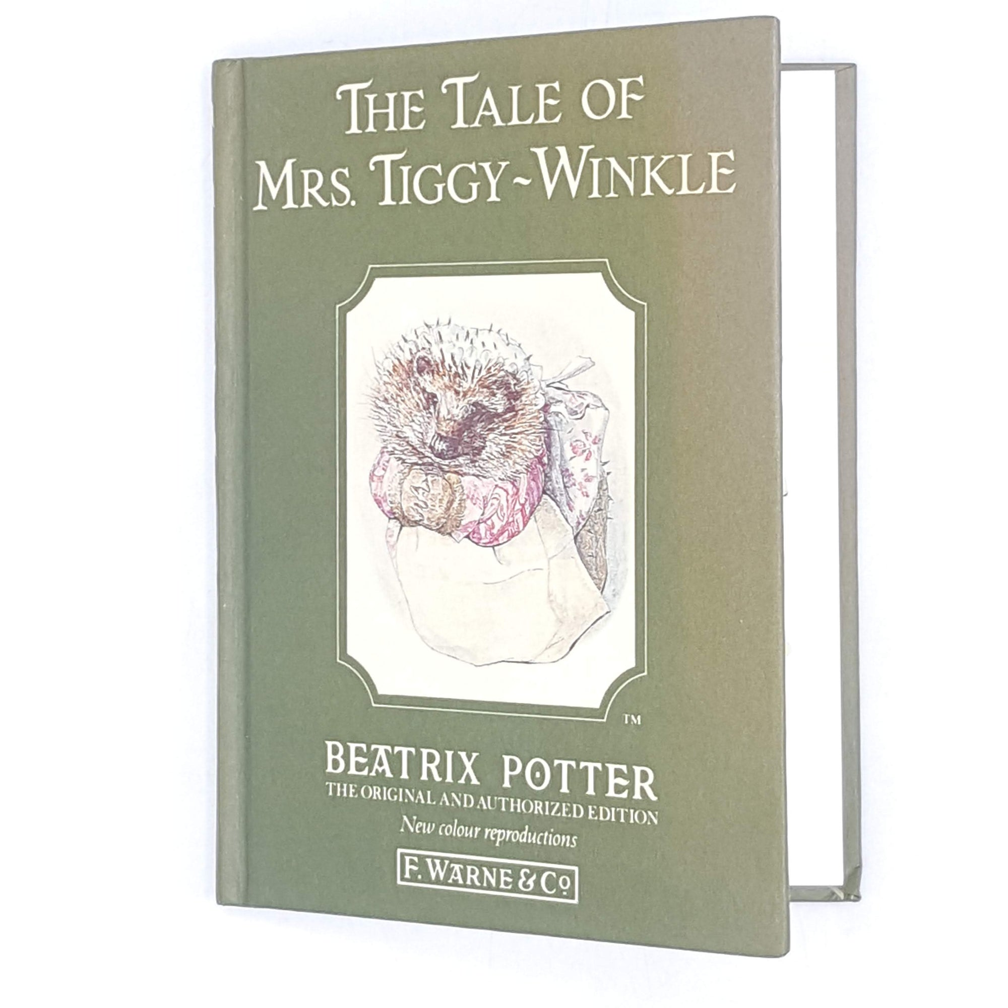 Beatrix Potter's The Tale of Mrs. Tiggle-Winkle
