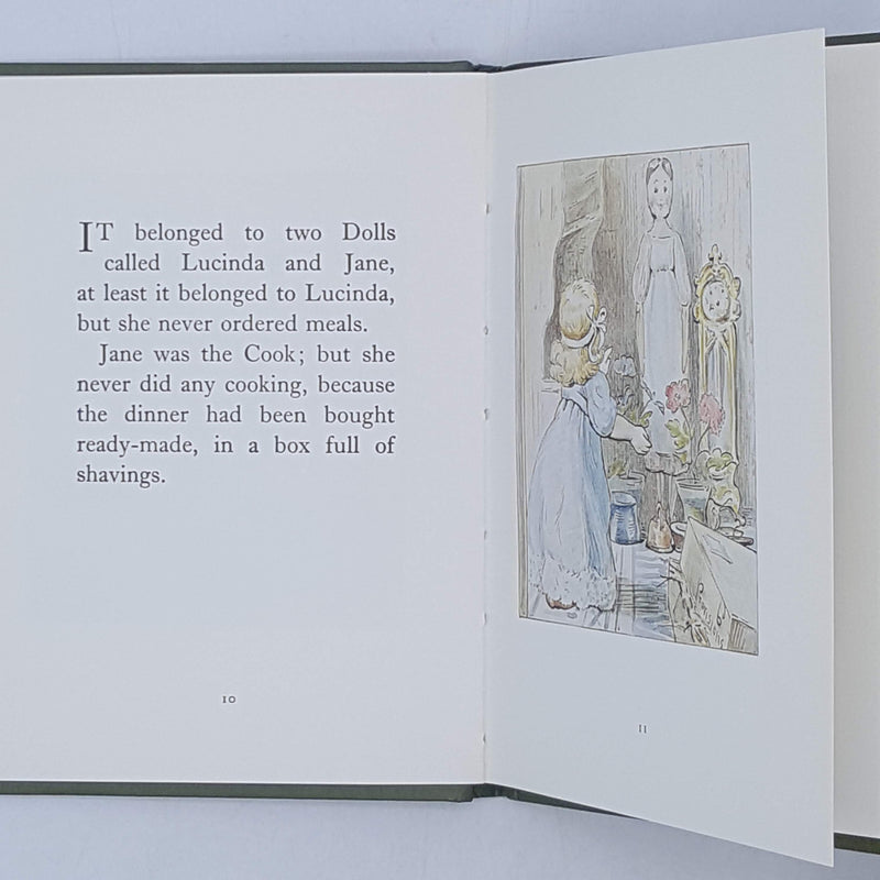 Beatrix Potter's The Tale of Two Bad Mice