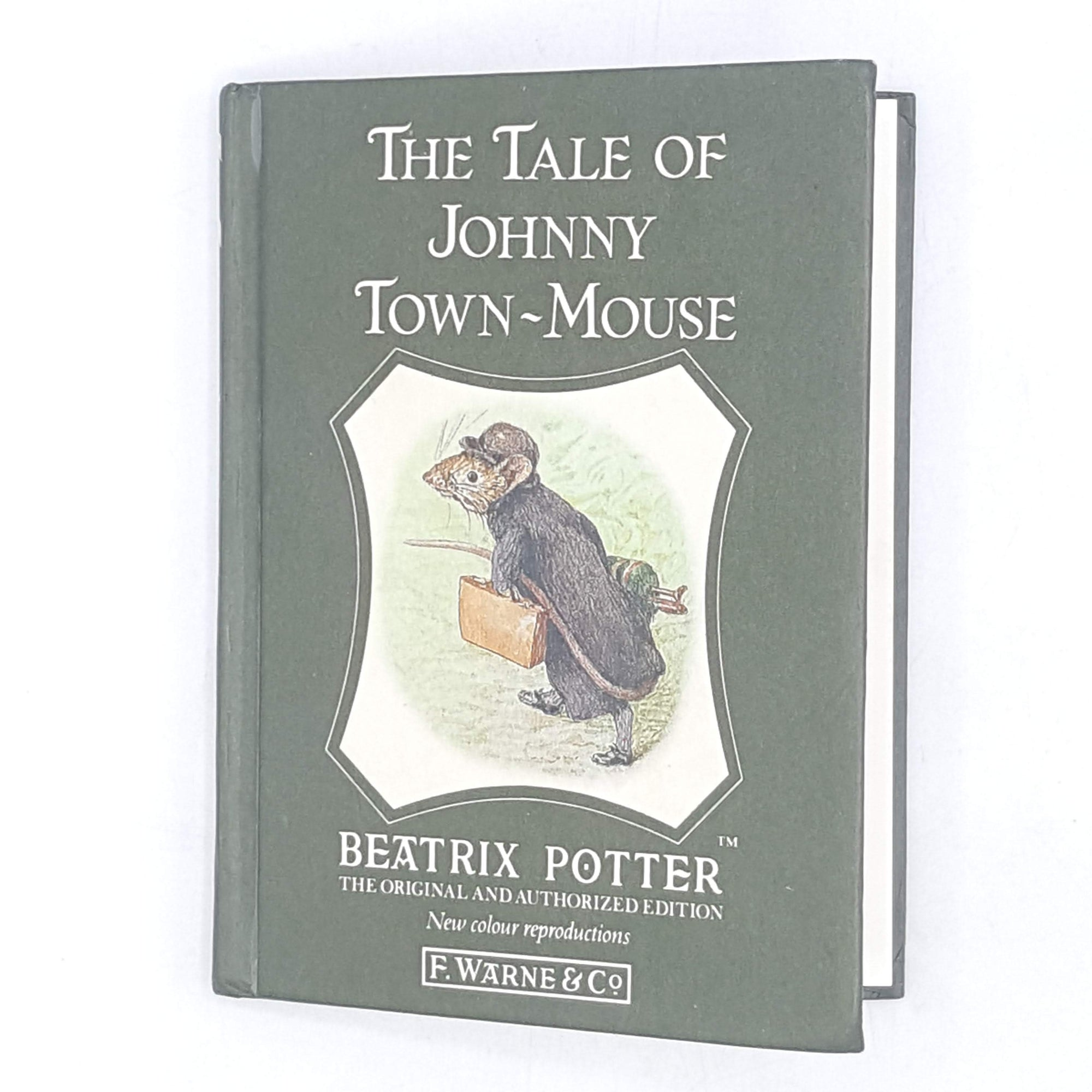 Beatrix Potter's The Tale of Johnny Town-Mouse