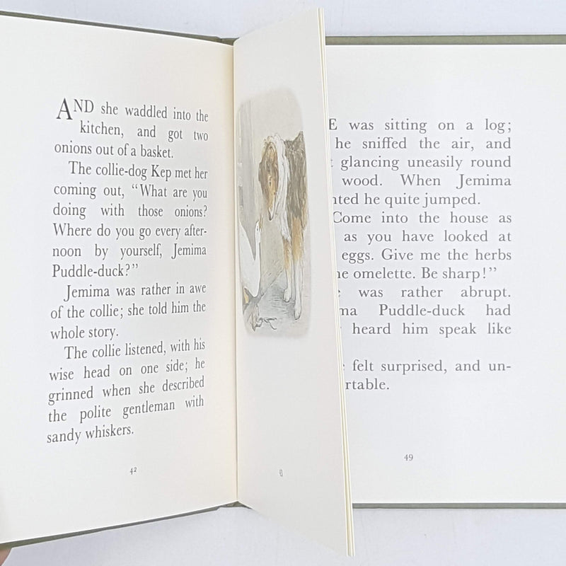 Beatrix Potter's The Tale of Jemma Puddle-Duck