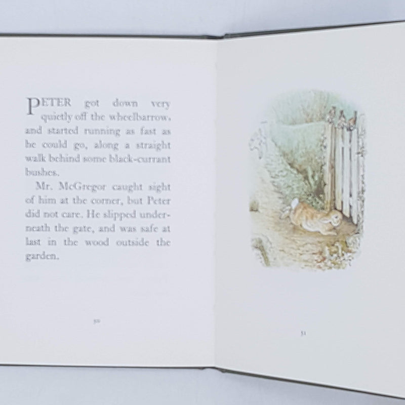 Beatrix Potter's The Tale of Peter Rabbit