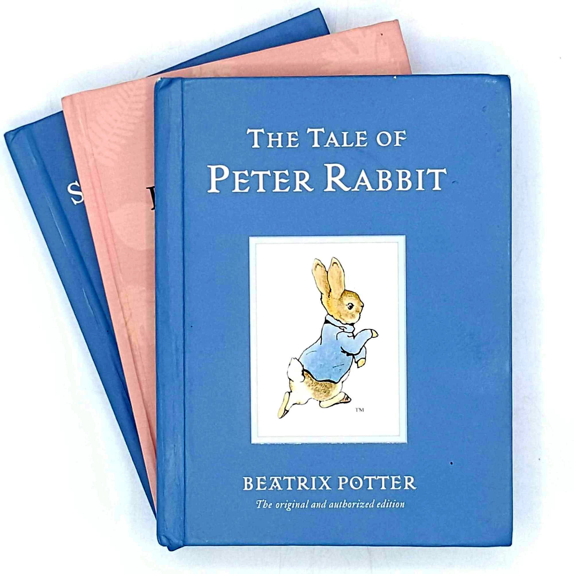 Collection Beatrix Potter Peter Rabbit pastel set