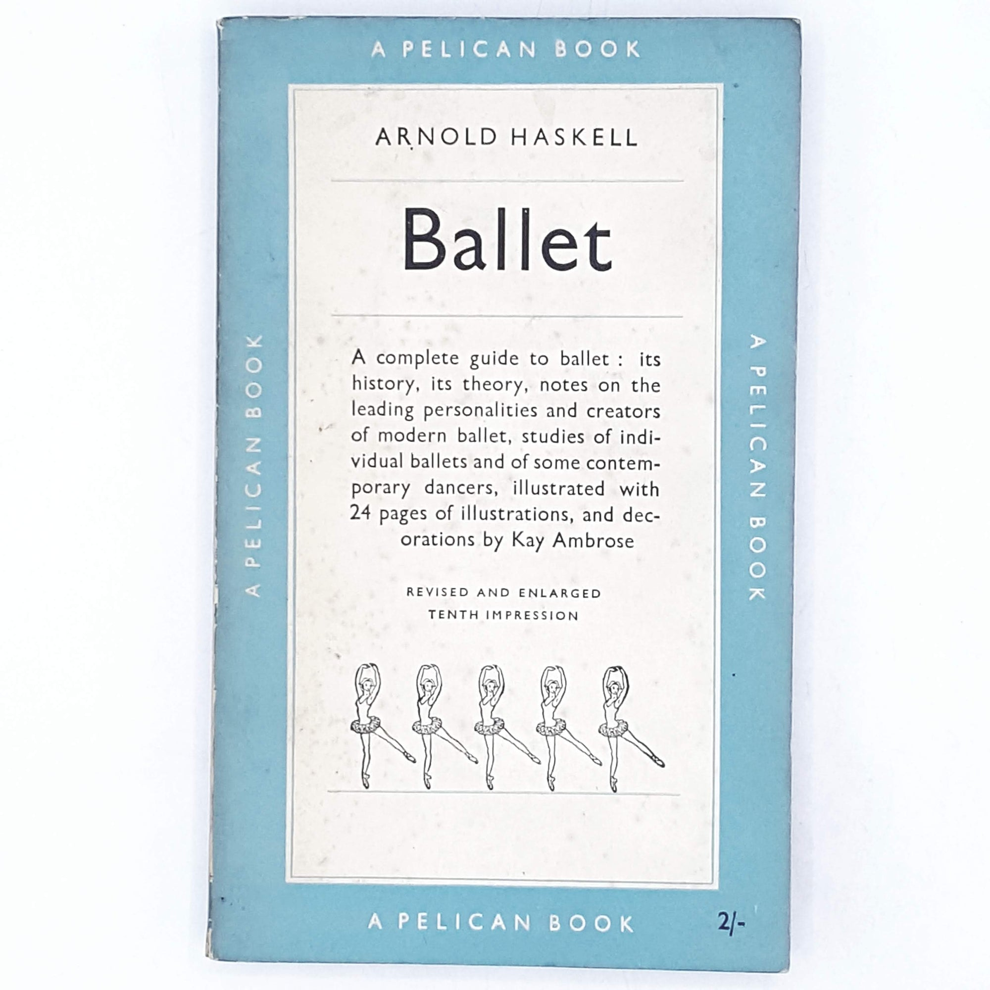 Illustrated Ballett 1951