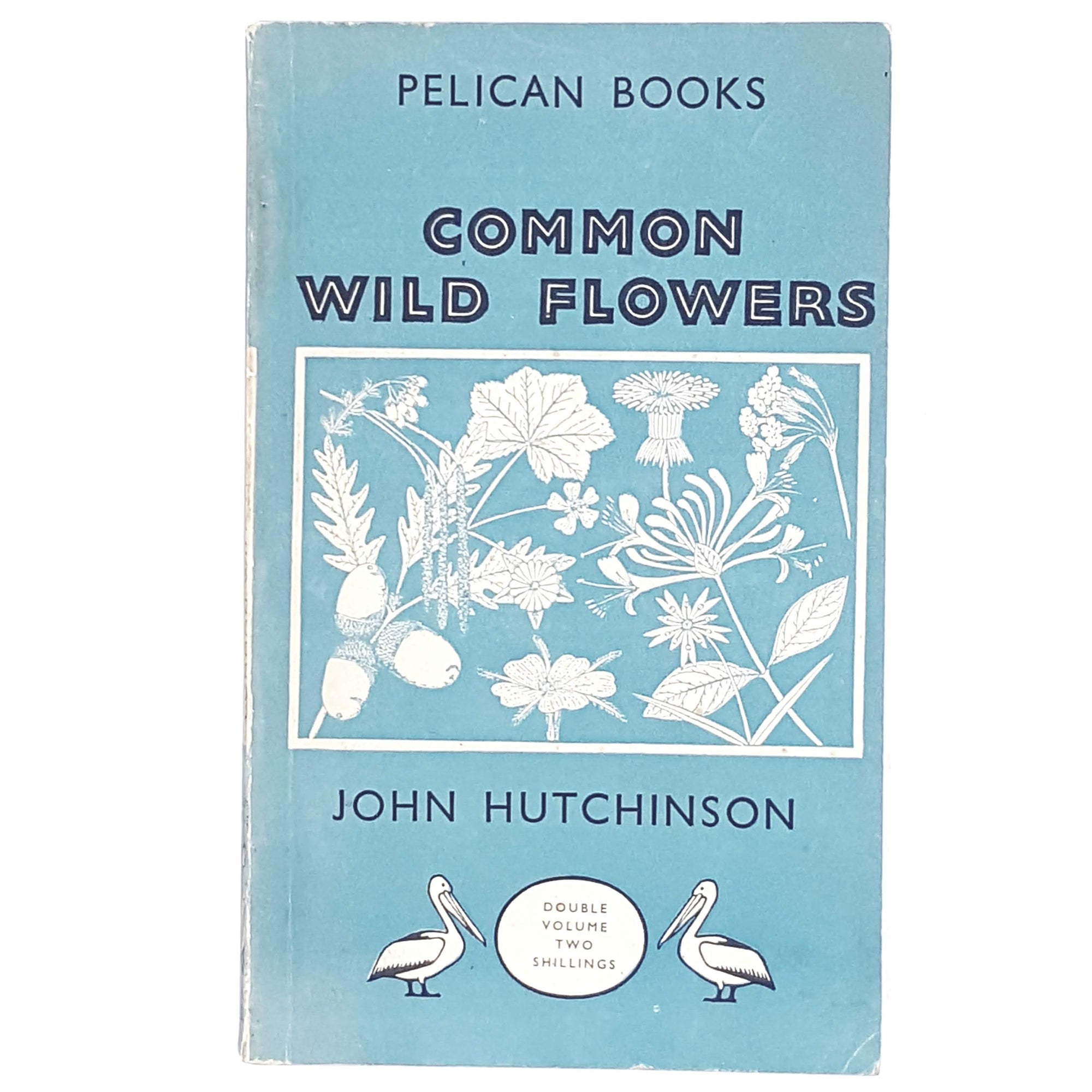 blue-wild-flowers-vintage-pelican-country-house-library