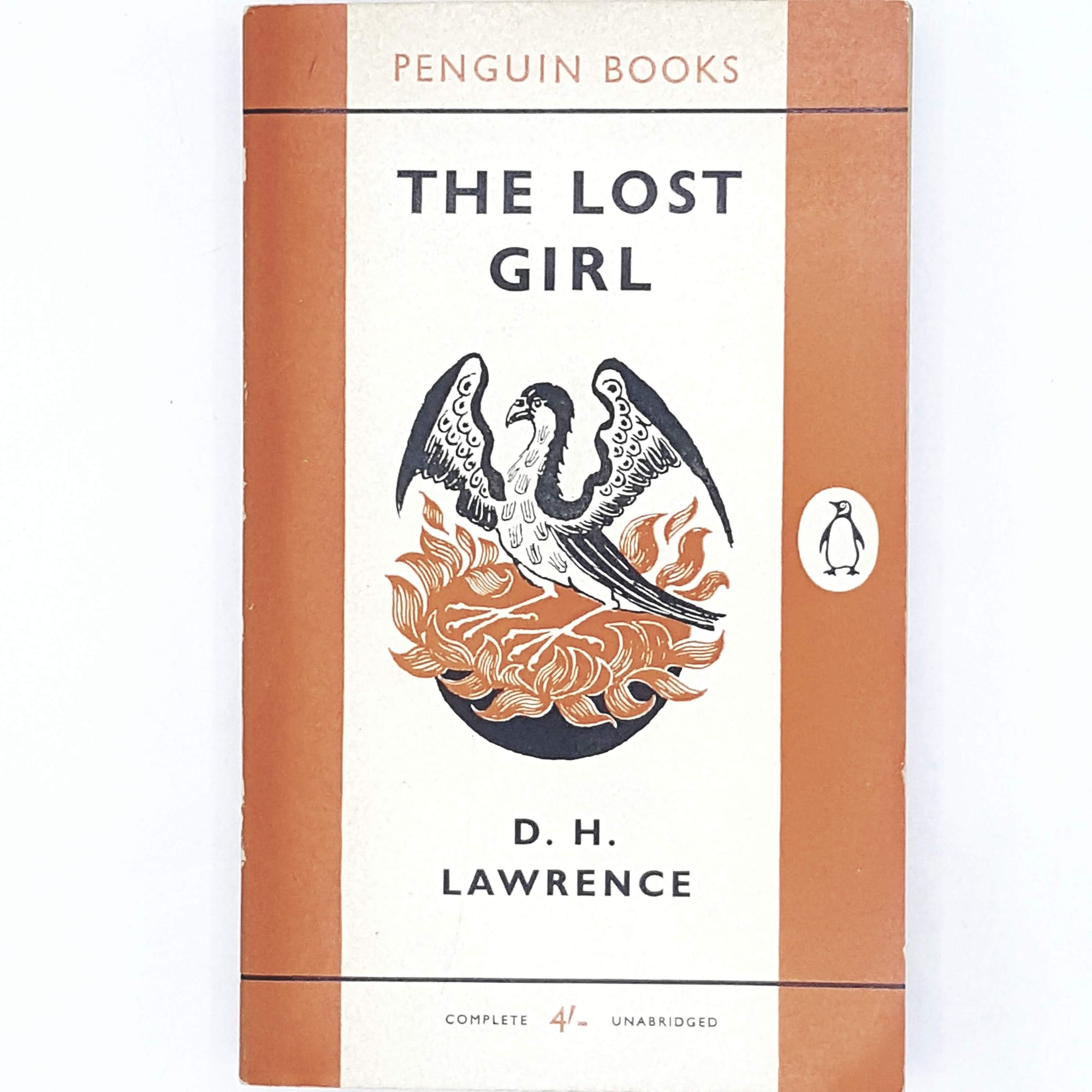 D. H. Lawrence's The Lost Girl 1960