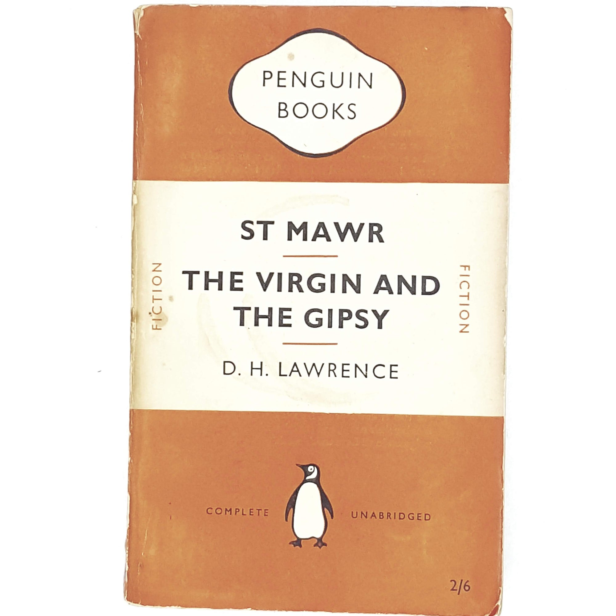 D. H. Lawrence's St. Mawr and The Virgin and the Gipsy 1951