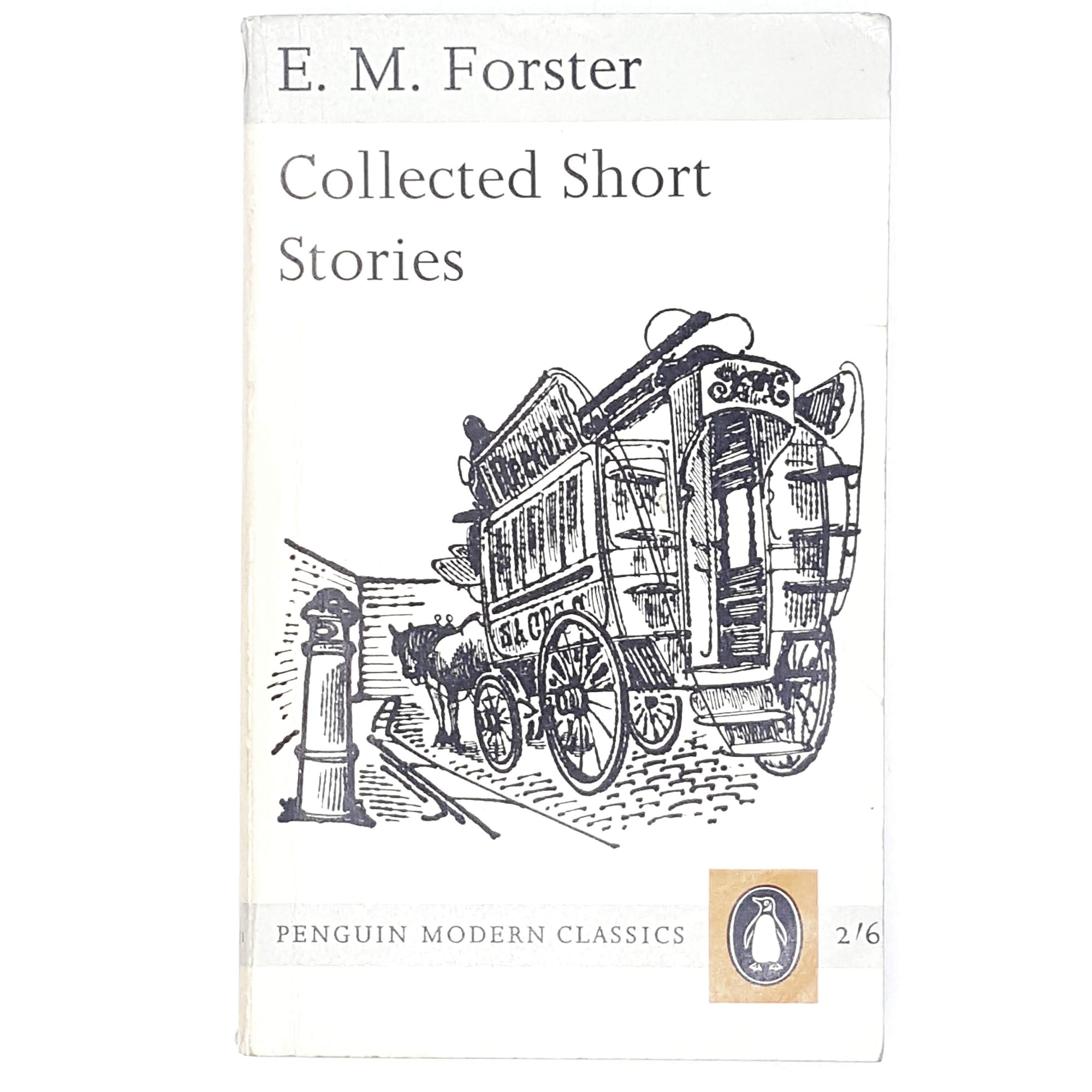 em-forster-grey-vintage-penguin-country-house-library