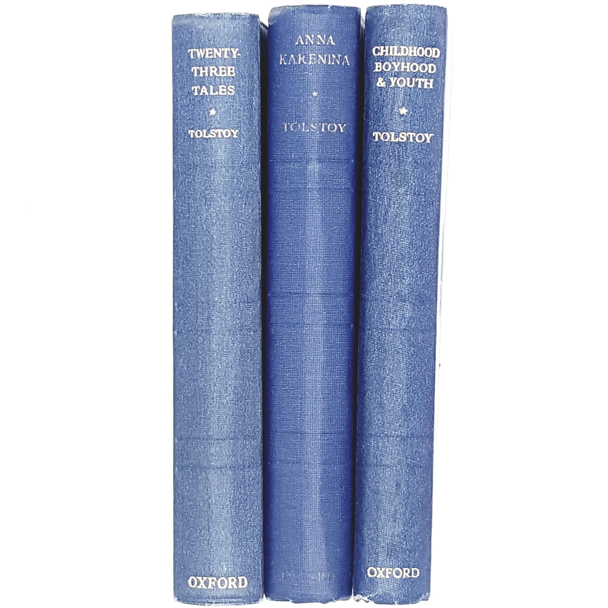 tolstoy-blue-collection-antique-book-country-house-library