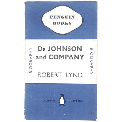 blue-robert-lynd-vintage-penguin-country-library-book