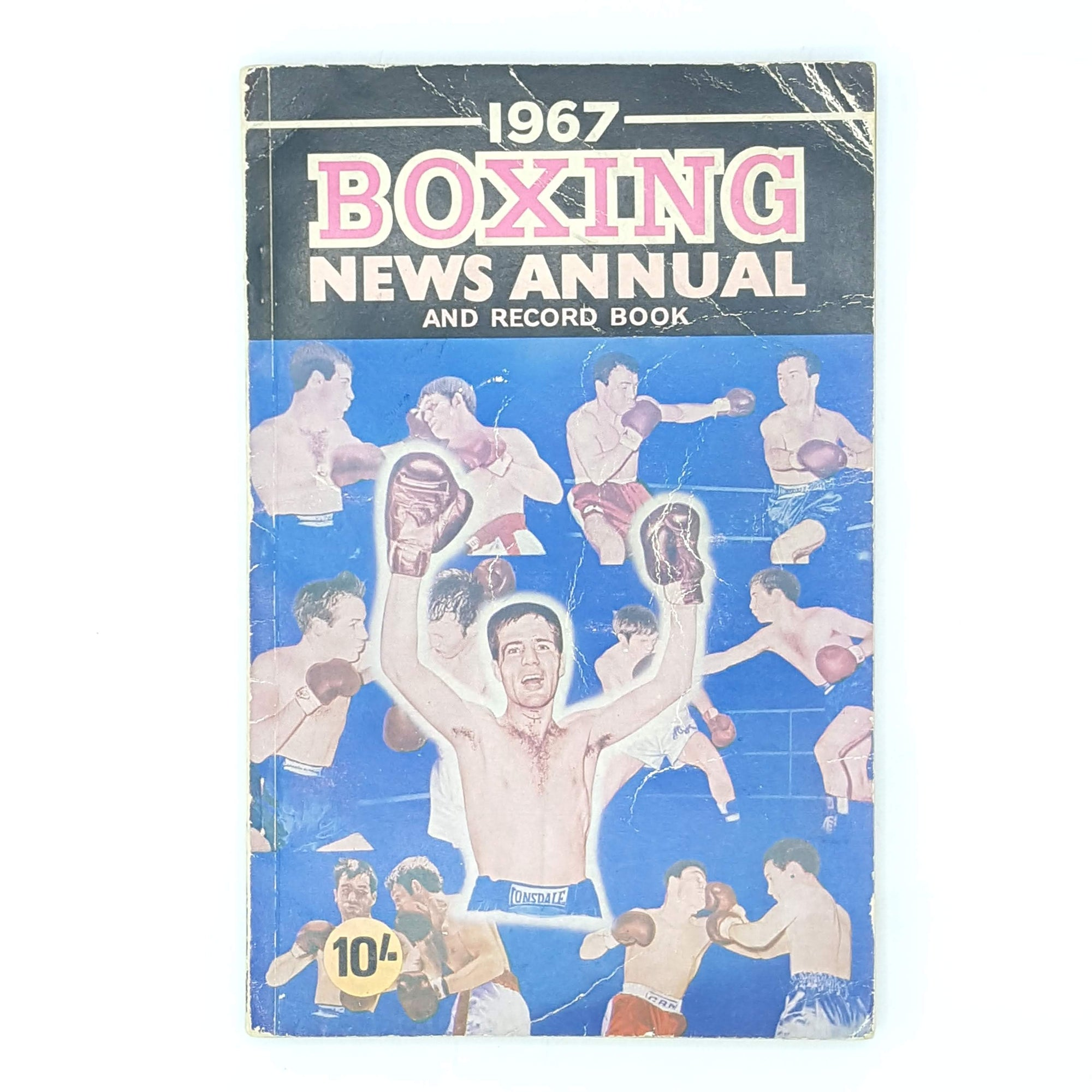 Vintage Boxing News Annual 1967
