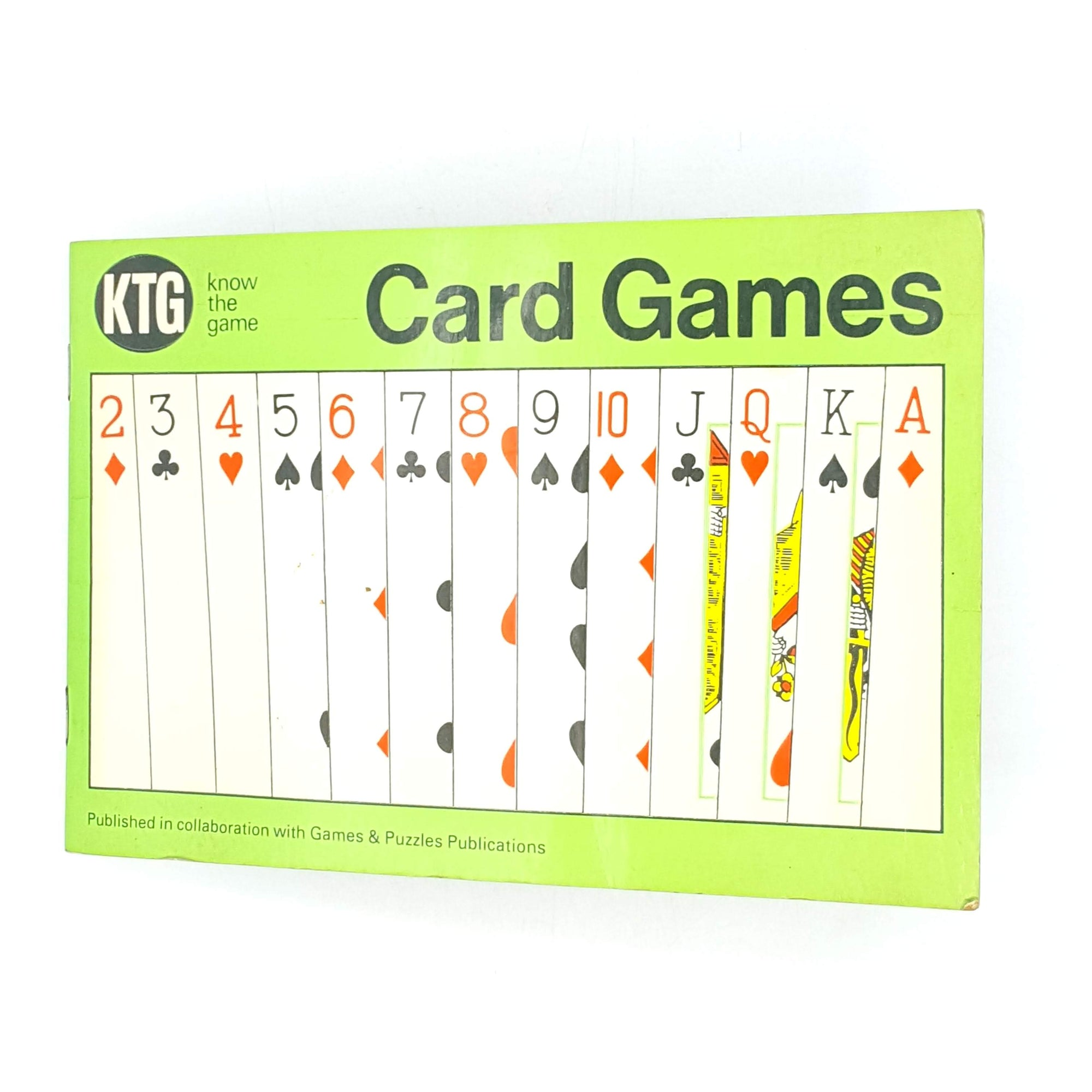 Know the Game: Card Games