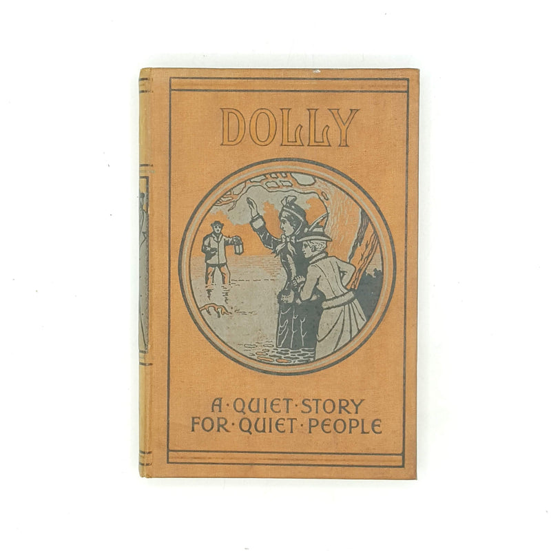 wilson-vintage-orange-decorative-antique-rts-thrift-classic-old-country-house-library-religious-patterned-books-dolly-
