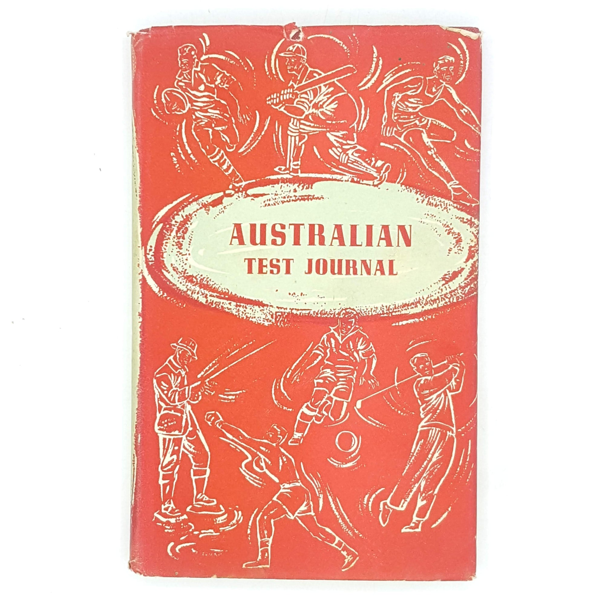 Australian Test Journal by John Arlott 1956
