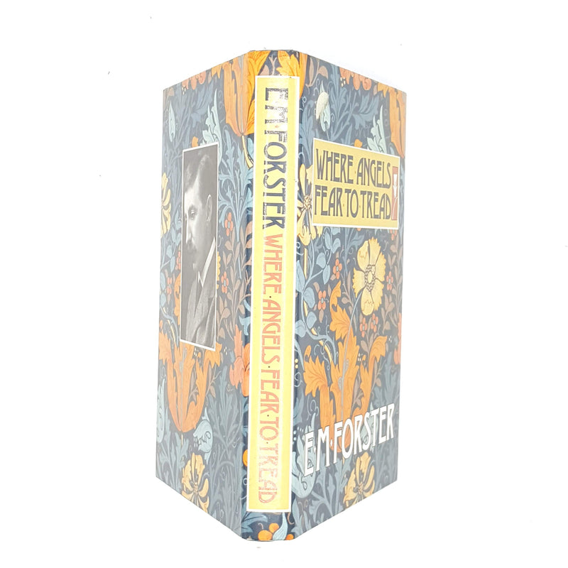 E. M. Forster's Where Angels Fear to Tread BCA Patterned Edition